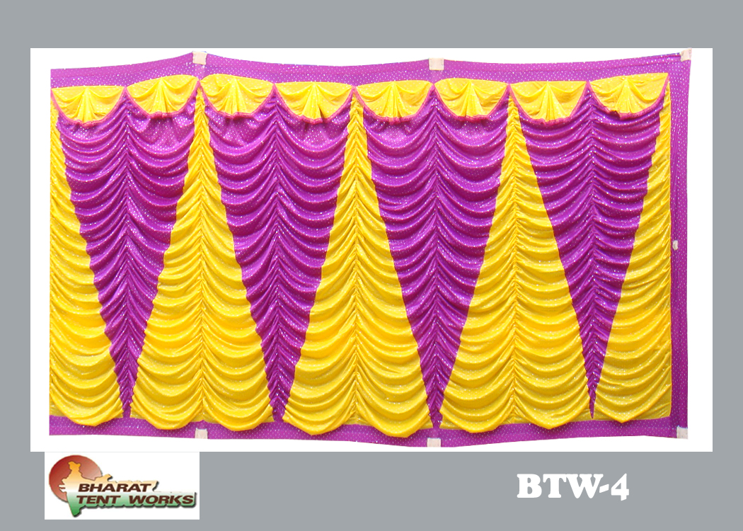 side curtain - 8 ft height design  sc 1 st  Bharat Tent House & Bharat Tent Works - side curtain - 8 ft height design